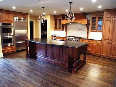 Home Remodeling South Lyon MI Remodeling Company - Balbes Custom Building - Gourmet_Kitchen